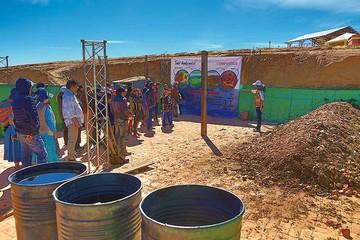 Ecovecindarios para Villazón