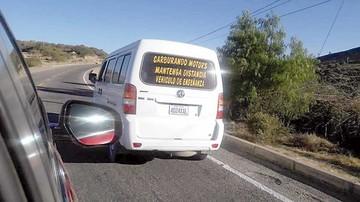 Camino a Alcantarí no permite ágil circulación