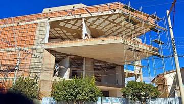 Aplican nuevo sistema de construcción