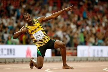 Bolt es duda para los JJOO