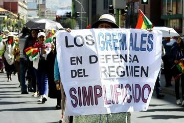 Gremiales protestarán este lunes en contra de las reformas tributarias