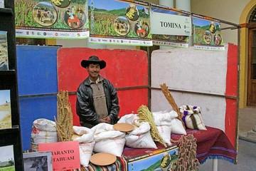 Tercera Feria del Amaranto cierra compromisos por Bs 3,3 millones
