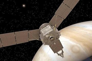 Sonda Juno hace historia al llegar cerca de Júpiter