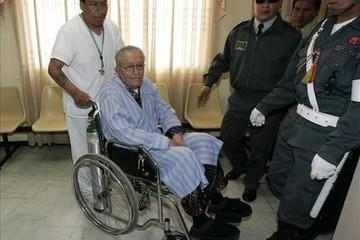 Asofamd pide negar libertad condicional a Luis García Meza