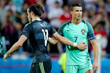 Ronaldo acaba con el sueño de Gales