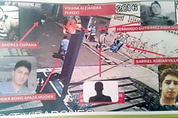 La Paz: Cae cabecilla de la pandilla Cartel Family