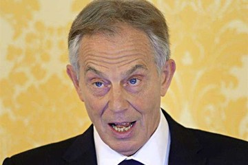 Critican a Tony Blair por la guerra de Irak