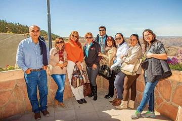 Visita de colegios de Santa Cruz a la Capital
