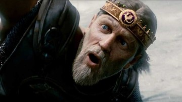 Beowulf, la leyenda (2007)