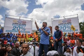 Oposición de Venezuela afirma que irá a diálogo
