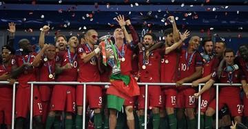 Portugal, campeón por primera vez de Europa