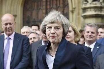Confirman a Theresa May en vez de David Cameron