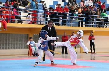 Taekwondo inicia Open