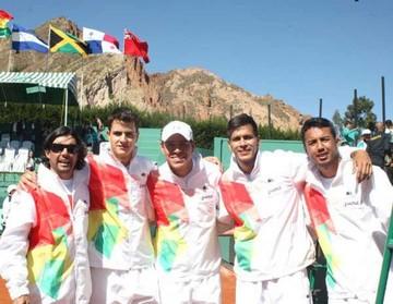 Bolivia pulveriza a Panamá en el inicio de la Davis