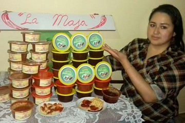 Mermelada de ají Misk'i jaya seduce desde Padilla con picante y azúcar