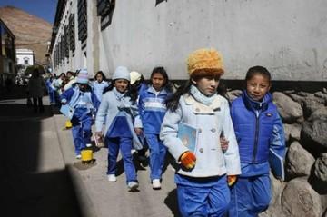 Amplían una semana las vacaciones escolares de invierno en Oruro y Potosí