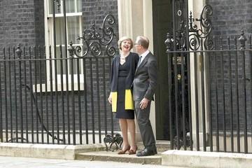 Theresa May asume el mando del Reino Unido