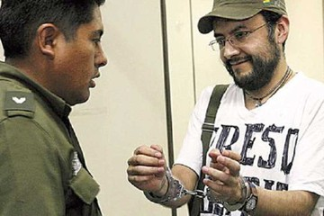 Sentencian a tres años de cárcel a Boris Villegas