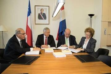 Chile responde y ratifica que no negociará: Mar
