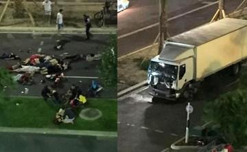 Al menos 73 muertos y más de un centenar de heridos en el ataque de Niza