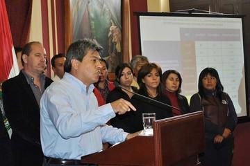 Mario Cossío afirma que volverá a Bolivia aunque no da fecha