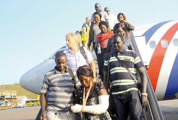 ONU anuncia que evacuará personal de Sudán del Sur