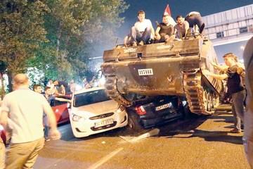 Intento de golpe en Turquía deja varios muertos y heridos