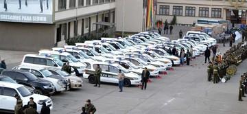 Investigadores civiles encuentran patrullas policiales