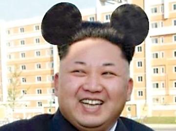 Kim Jong no podría viajar a Disney