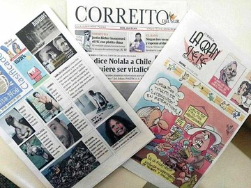 Lectores expresan  gran aceptación por CORREITO DEL SUR