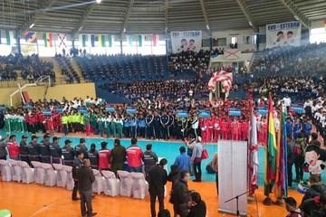 Juegos Escolares arrancan mañana en Sucre con miras al Sudamericano de Colombia