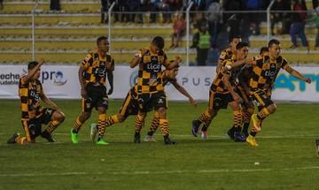 El Tigre se impone a Bolívar en los penales
