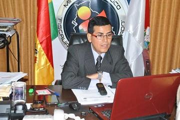 Ordenan investigación de fiscal Muñoz en Tarija