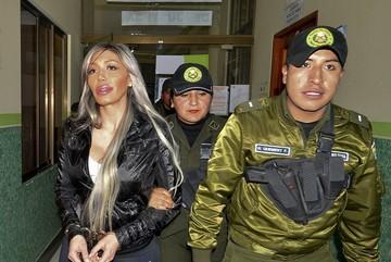 TCP rechaza primera acción de libertad presentada por Gabriela Zapata