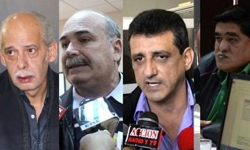 Presentan acusación contra Chávez, Lozada, Justiniano, Salomón y Canedo