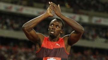 Usain Bolt vuelve con un triunfo en la Liga de Londres