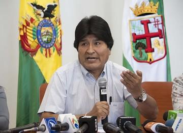 Evo Morales: Es urgente el diálogo con Chile