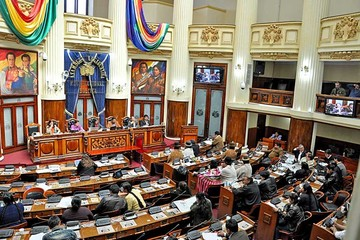Legislativo priorizará cambios a la Ley judicial