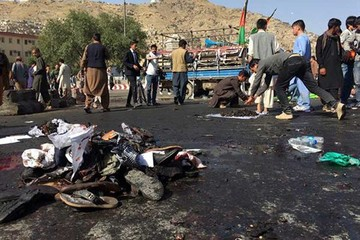 Sangriento atentado en Kabul deja 80 fallecidos
