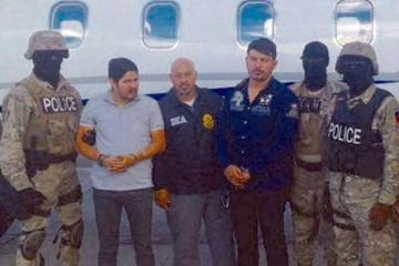 Sobrinos de Maduro admiten tráfico de drogas hacia EEUU