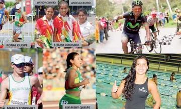Bolivia irá a Río con 12 ilusiones