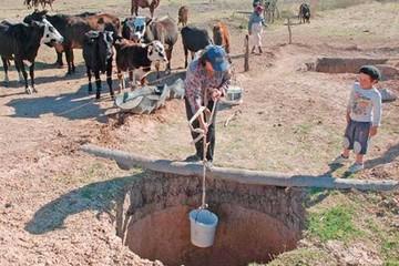 La sequía castiga a una  veintena de municipios