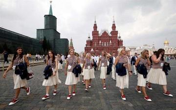Delegación rusa parte a Río