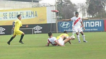 The Strongest cayó ante la sub 20 de Perú