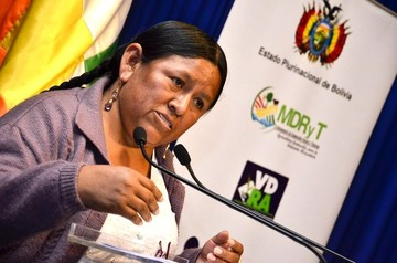 Achacollo será investigada por el informe de la interventora al Fondo Indígena