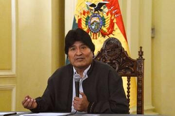 Evo plantea a Chile retomar diálogo sobre varios temas