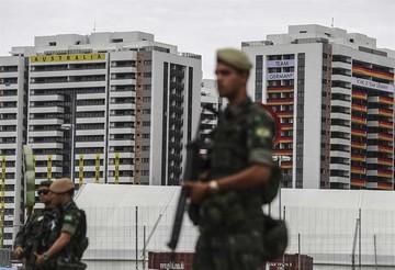 Policía brasileña continúa lucha antiterrorista