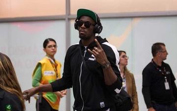 Bolt ya se prepara en Río