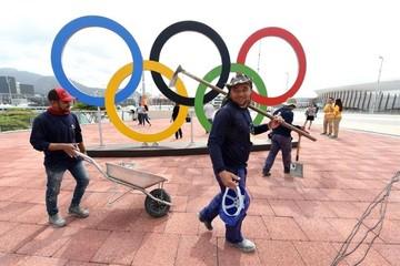 El presidente brasileño Michel Temer inaugura línea de metro olímpica de Río
