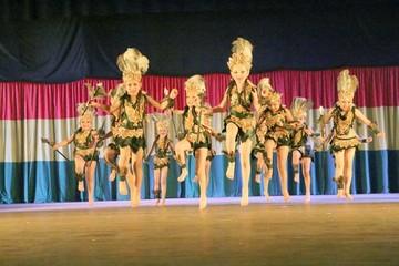 Ballet muestra su avance semestral